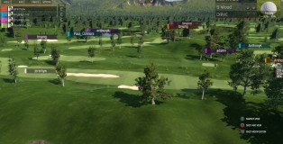 Multiplayer at The Golf Club