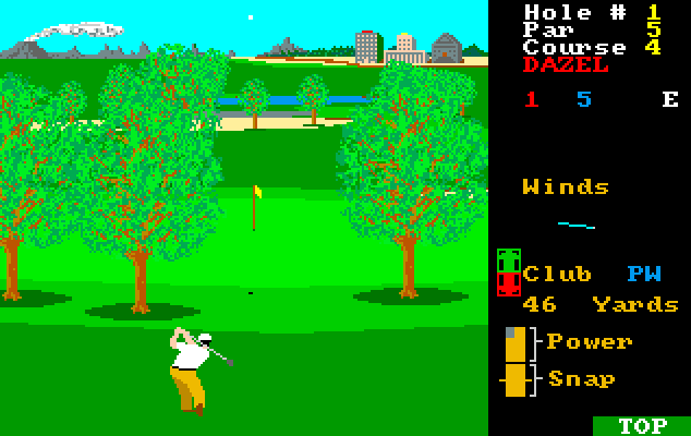 THE DEV TEAM'S FAVOURITE GOLF GAMES