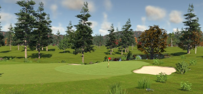 DEV DIARY: THE SOUND OF THE GOLF CLUB