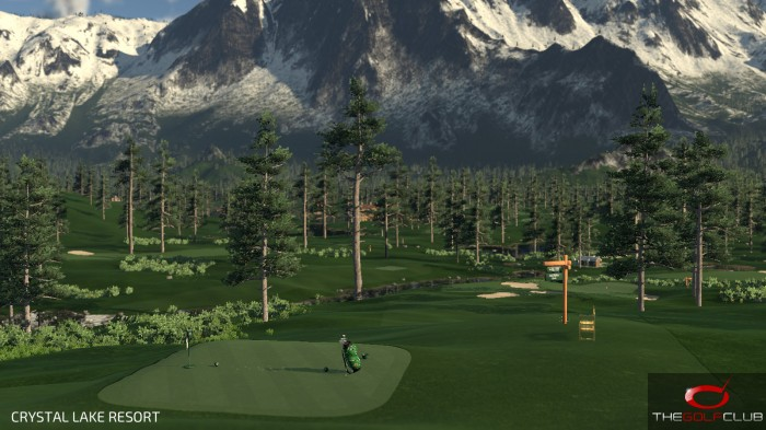 CRYSTAL LAKE RESORT COURSE GUIDE