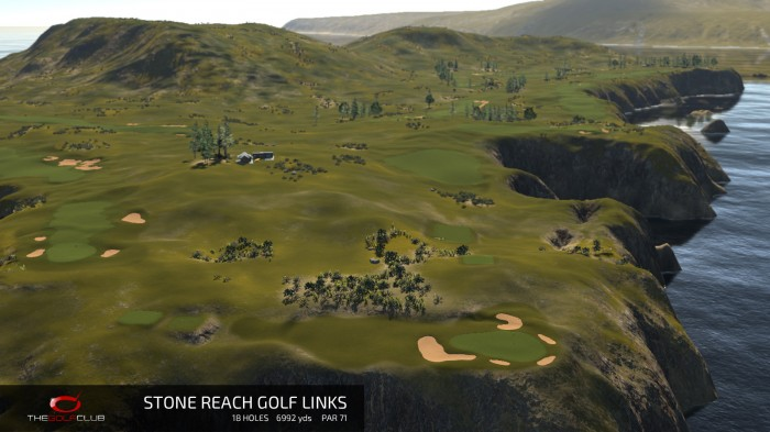 STONE REACH GOLF LINKS COURSE GUIDE