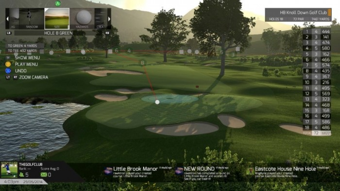 TODAY'S GOLFER & GOLF WORLD COURSE DESIGN COMPETITION