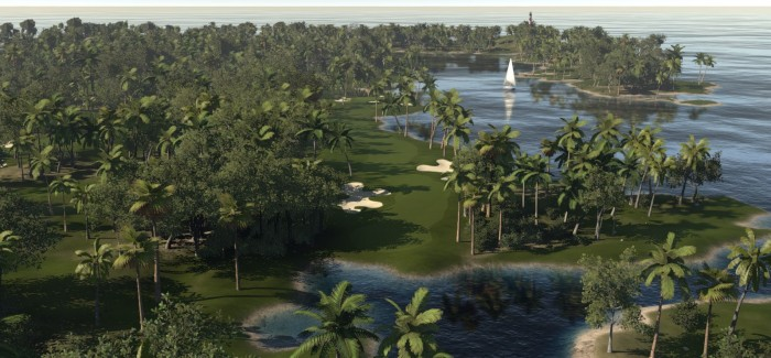 Tall Palms Golf Club Course Guide
