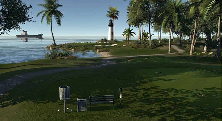 Kahiko Beach Golf