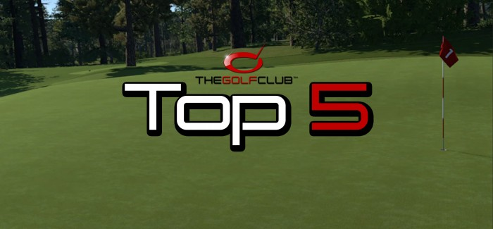 Top 5 Crazy Putts