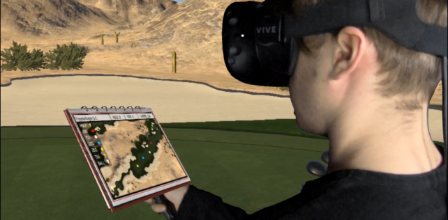 The Golf Club VR Launch Press Release
